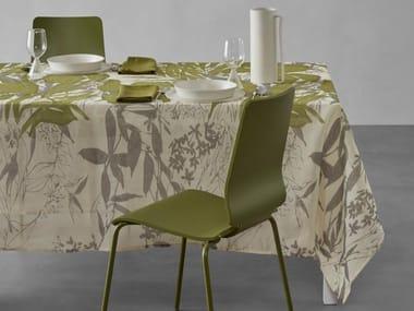 Abacá tablecloth FOREST