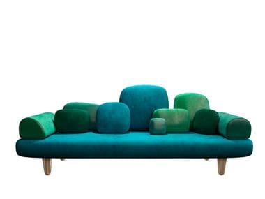 Fabric sofa FOREST | Sofa