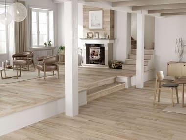 Indoor/outdoor wall/floor tiles with wood effect GROVE