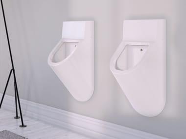 Suspended ceramic Urinal FORM | Urinal