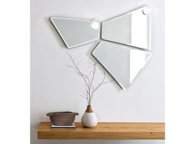 image related FORMA | Mirror with integrated lighting