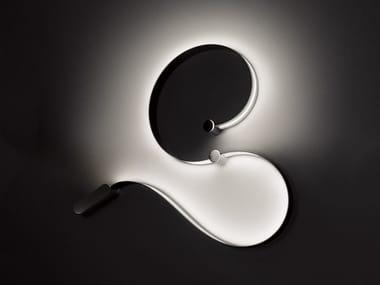 Lampada LED da parete e soffitto FORMALA2