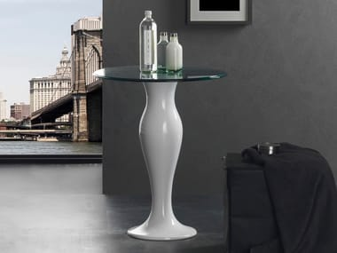 Round crystal table FORMOSA | Table