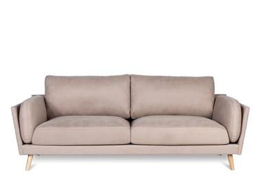 2 seater fabric sofa FORSSA