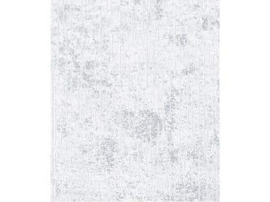 Handmade rectangular rug FOUR GREY