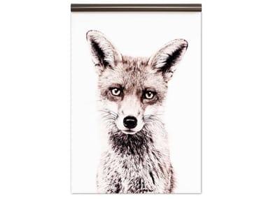 Magnetic wallpaper FOX | Magnetic wallpaper