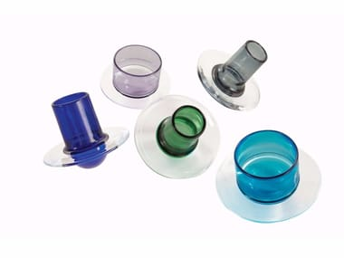 Murano glass vase FOZ