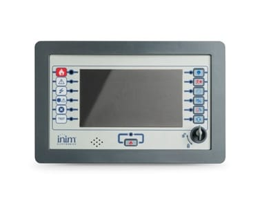 Main control unit control panels FPMCPU