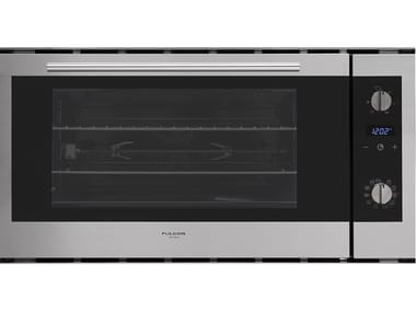 Multifunction thermoventilated electronic control stainless steel oven Class A FQO 9009 MT X | Oven