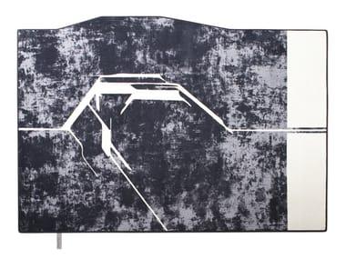 Teppich aus Wolle FRACTURE 001