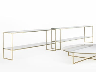 Rectangular console table FRAME | Console table