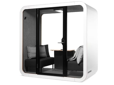 Acoustic meeting pod FRAMERY Q - NAPQ