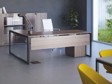 Büro Schreibtische By Fantoni Kollektion Framework 20 Archiproducts