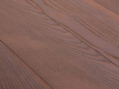 Ash wall/floor tiles ASH VULCANO DARK - WHITE OIL