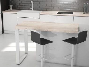Tavoli alti da cucina in laminato | Archiproducts