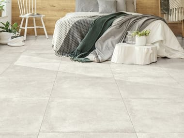 Indoor full-body porcelain stoneware wall/floor tiles with stone effect FREESPACE | Indoor wall/floor tiles