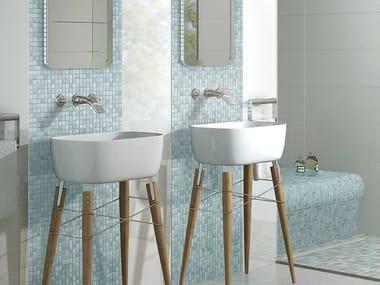 Porcelain stoneware mosaic FRESH   Porcelain stoneware mosaic