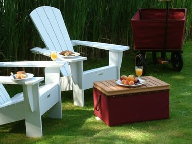 Garden side table / cool box FRESH*R