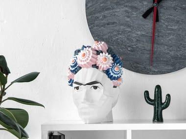 Faïence decorative object FRIDA KAHLO DE RIVERA
