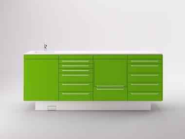 Dental clinic cabinet FRINGE