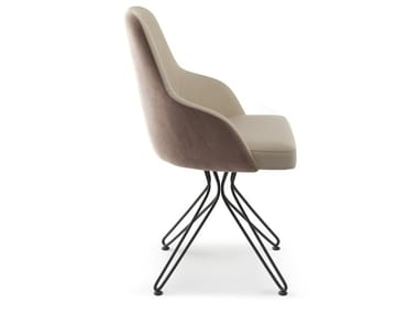 Easy chair with armrests FRITZ