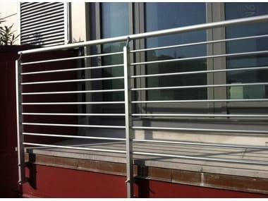 Aluminium Window railing ORIZZONTE