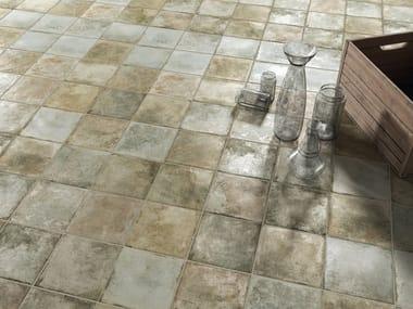 Wand- und Bodenbelag aus Keramik für Innen/Außen FS ETNA