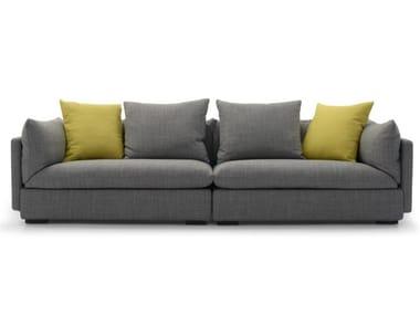 3 seater fabric sofa FS7007 | Sofa