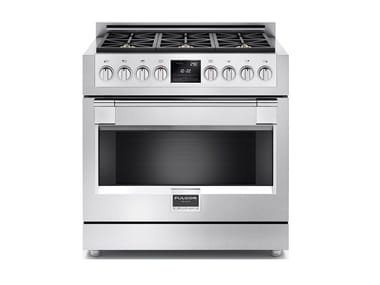 Professional stainless steel cooker FSRC 3606 P MG ED 2F X | Cooker