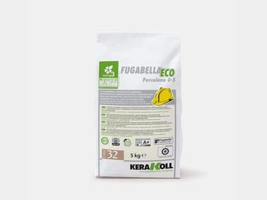 Stucco minerale batteriostatico FUGABELLA® ECO PORCELANA 0-5