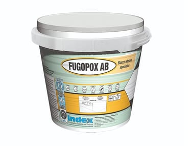 Stucco-adesivo epossidico FUGOPOX AB