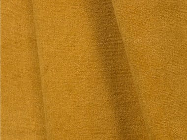 Solid-color boucle upholstery fabric FUJI