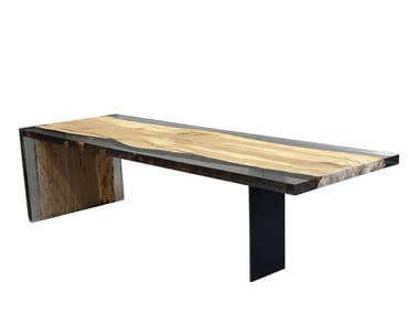 Scrivania rettangolare FUNGI TABLE - LIMITED EDITION