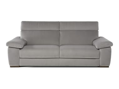 3 seater fabric sofa with electric motion FURORE