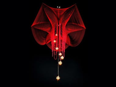 Metal halide pendant lamps archiproducts pendant lamp fuschia mozeypictures Images