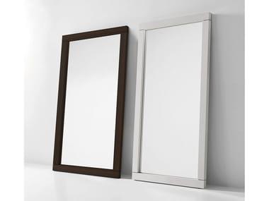 Countertop rectangular framed mirror FUSION