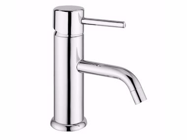 Countertop single handle washbasin mixer FUTURO - F6533A