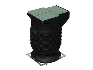 Stazioni automatiche di sollevamento Fekafos Maxi - DN80