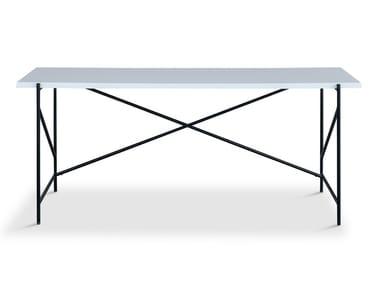 Rectangular Fenix-NTM® writing desk Fenix-NTM® writing desk