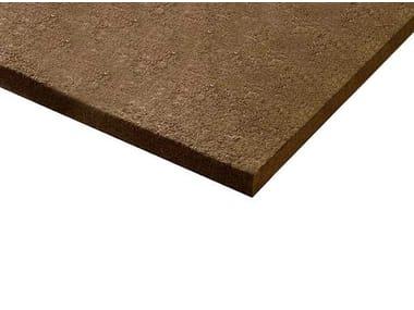 Wood-beton thermal insulation panel / sound insulation felt FiberTherm BitumFiber® 230