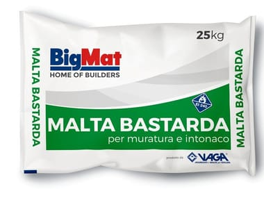 Malta bastarda fibrorinforzata MALTA BASTARDA FIBRORINFORZATA