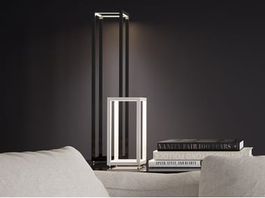 LED floor lamp FiloCUBO