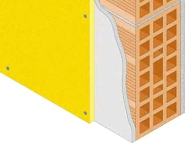Fireproof panel for interior partition Fireproof panel