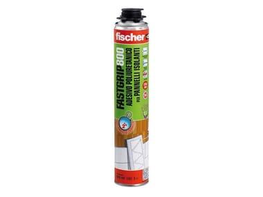 Adesivo per pannello isolante Fischer FASTGRIP 800