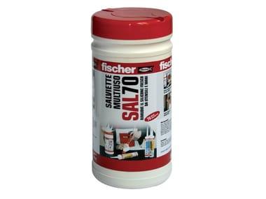 Salviette per rimozione silicone Fischer SAL70