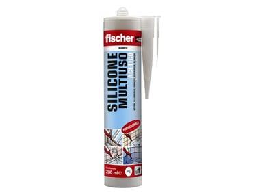 Sigillante siliconico Fischer SAM