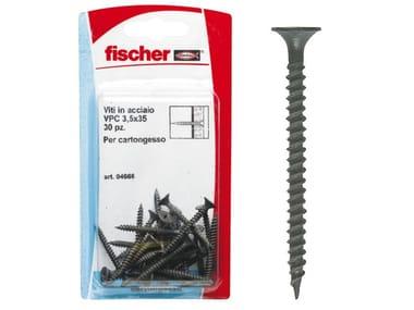 Vite in acciaio Fischer VPC