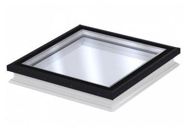 Vetro piano per finestre per tetti piani ISD 2093