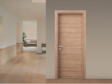 Hinged wooden door ZENITH