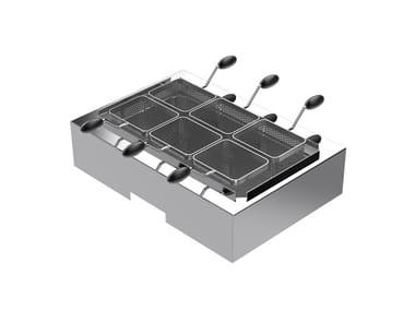 Induction professional fryer Fryer kit
